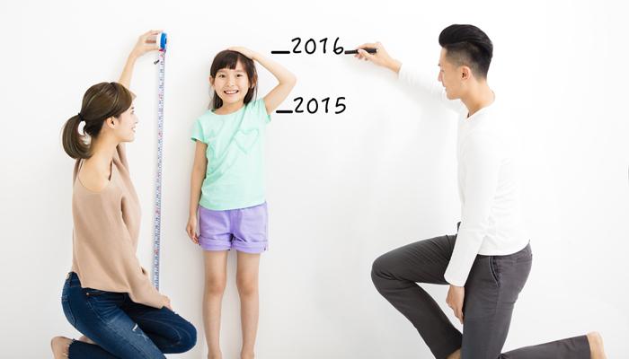 遺伝なの!? 「子供の低身長 と「親の身長」の関係性