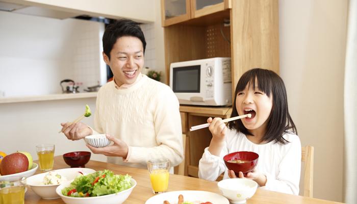 和食と洋食、子供の成長にはどちらが良いのか?