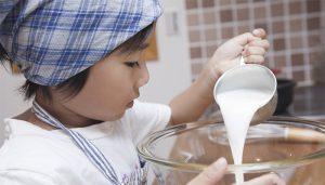 【写真パターン02】子育てママ必見! 子供の成長をサポートする習い事3つ