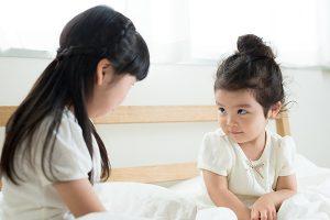 子ども達の兄弟げんかをやめさせる効果的な方法とは?