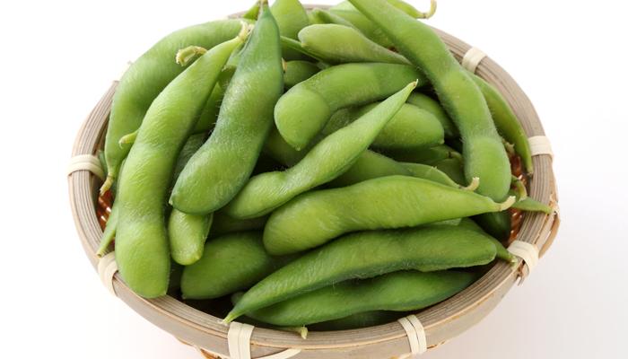 枝豆でばっちり糖質対策