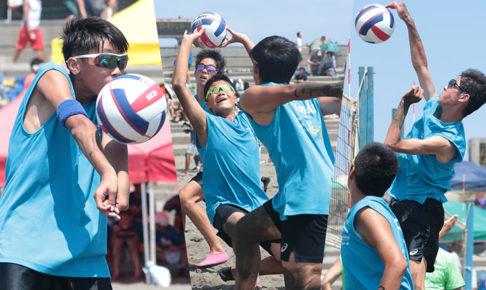 第10回湘南藤沢カップ全国中学生ビーチバレー大会準優勝「フレンズ」